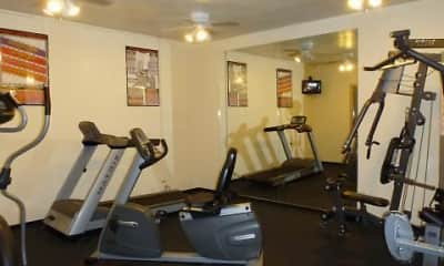 Fitness Weight Room, Olympic Heights, 0