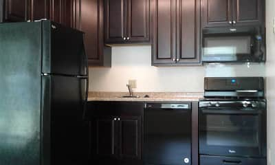 Kitchen, Springside Manor, 0