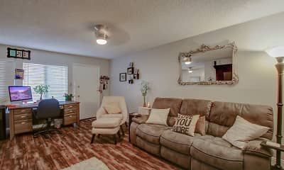 Living Room, The Heights, 1