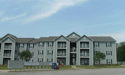 Northpark Apartments, 1