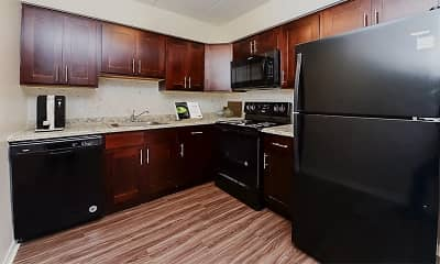 Kitchen, William Penn Village Apartment Homes, 0