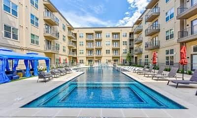 Pool, Lucia Apartments, 1