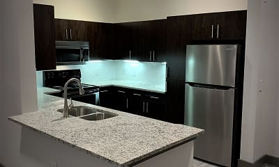 Kitchen, Skyline ATL, 2