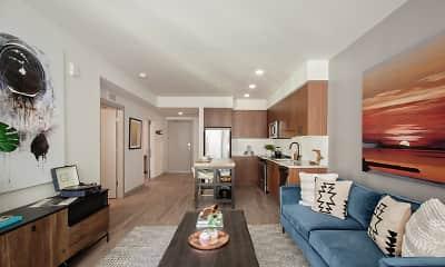 Living Room, Tempo, 1