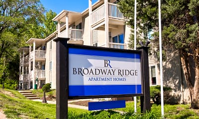 Community Signage, Broadway Ridge and Stoneside, 0
