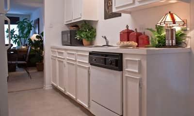 Kitchen, Springwood Park, 1