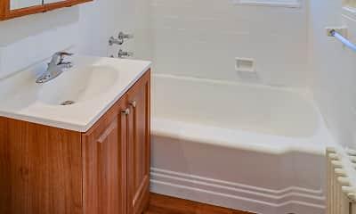 Bathroom, Stephanie Garden, 2