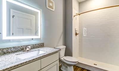 Bathroom, Abby North, 2