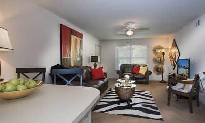 Living Room, Eagle Nest, 1