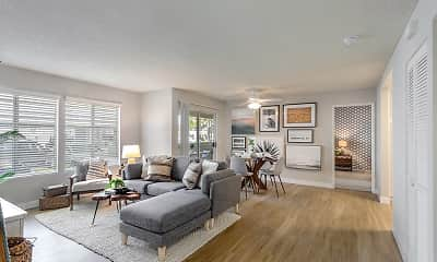 Living Room, Colony Parc, 1