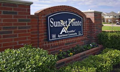 Community Signage, Sunset Pointe, 2