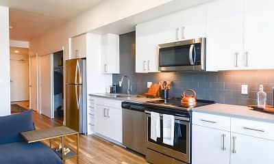Kitchen, Modera Buckman, 0