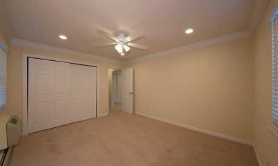 Bedroom, Fairfield Arms, 2