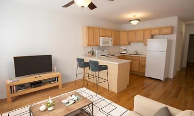 Kitchen, Drexel Grand, 0