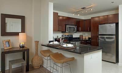 Kitchen, Avalon Columbia Pike, 1