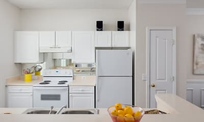 Kitchen, The Retreat at Peachtree City, 0