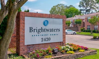 Community Signage, Brightwaters, 2
