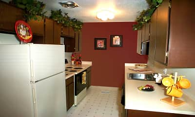 Kitchen, Briarcliffe, 0