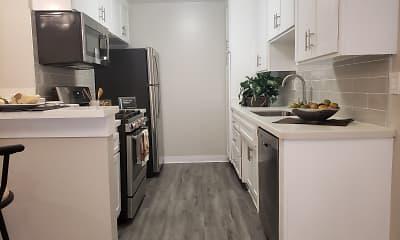 Kitchen, Studio Parc North, 2