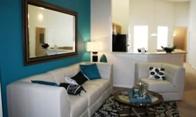Living Room, The Landings, 2