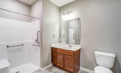Bathroom, Harper's Pointe, 2