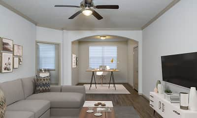 Living Room, Camden Waterford Lakes, 1