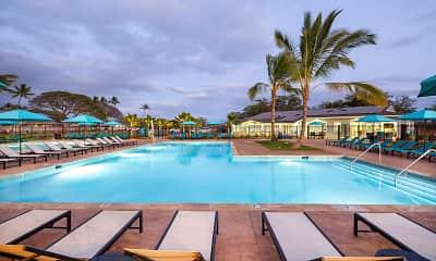 Pool, Kalaeloa Rental Homes, 1