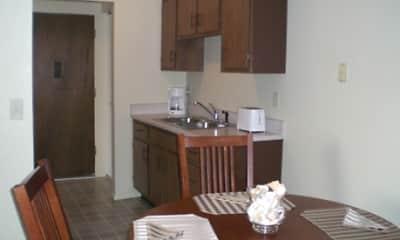 Kitchen, Hunt Club Apartments, 2