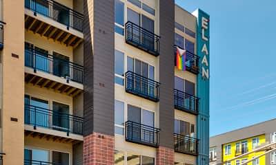 Building, The E'Laan, 2