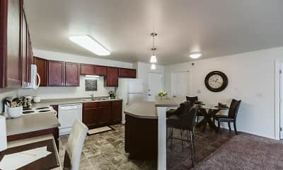 Kitchen, Highland at Lakewood, 0