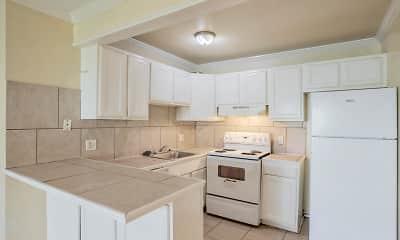 Kitchen, New Summer Grove Apartments, 1