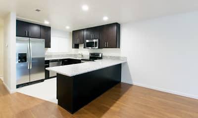 Kitchen, Pomona West, 2