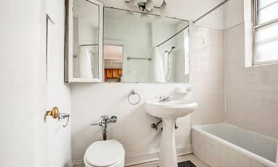 Bathroom, Parc Paris Apartments, 2