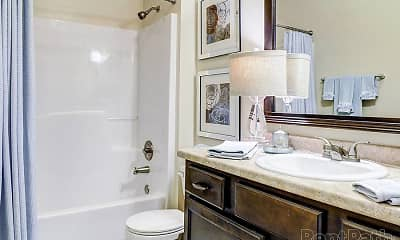 Bathroom, Riverstone Apartments, 2