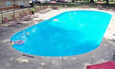 Pool, Brookwood, 1
