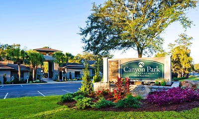 Canyon Park Apartments, 2