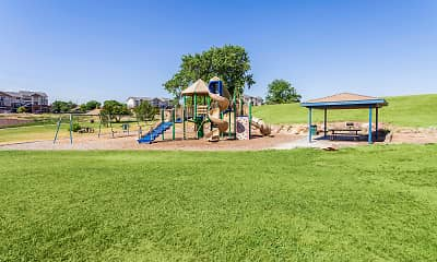 Playground, Parkview Terrace, 1