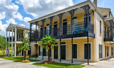 Building, The Garden District - Per Bed Lease, 0