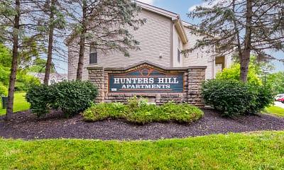 Community Signage, Hunters Hill Apartments, 2