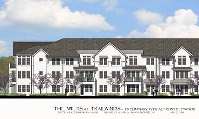 Building, The Wilds at Trailwinds, 0
