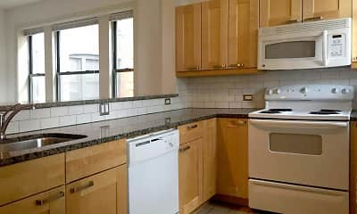 Kitchen, 5350 S Maryland, 1