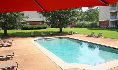 Pool, Princeton Place, 1