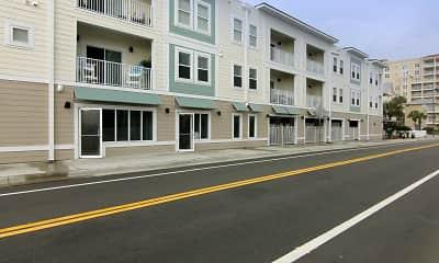 Building, Surfside Apartments, 1