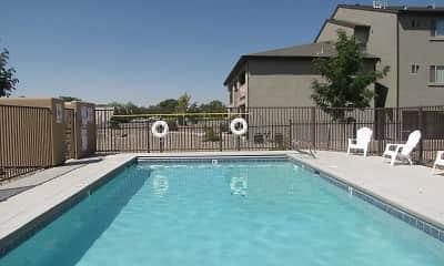 Pool, La Terraza Apartments, 0