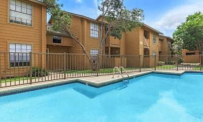 Pool, Marbella Apartment Homes, 1