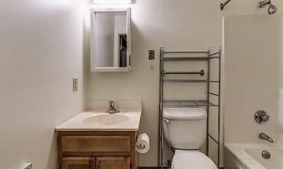 Bathroom, Ellis Hollow, 2