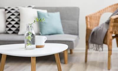 Living Room, Dahlridge Apartments, 0
