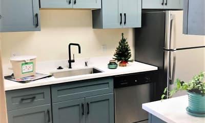 Kitchen, Windsor Garden, 1