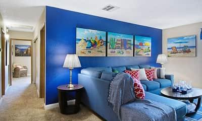 Bedroom, Summerhill Pointe Apartments, 2
