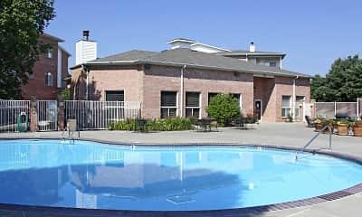 Pool, Holmes Lake by Broadmoor, 1